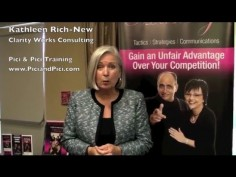 Kathleen Rich, New CEO, Clarity Works Consulting