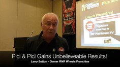 Larry Sutton, Owner, RNR Wheels Franchise