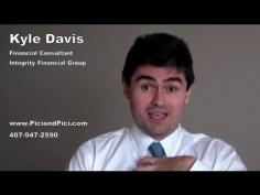 Kyle Davis, Financial Consultant, Integrity Financial Group
