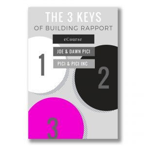 how to build rapport ecourse