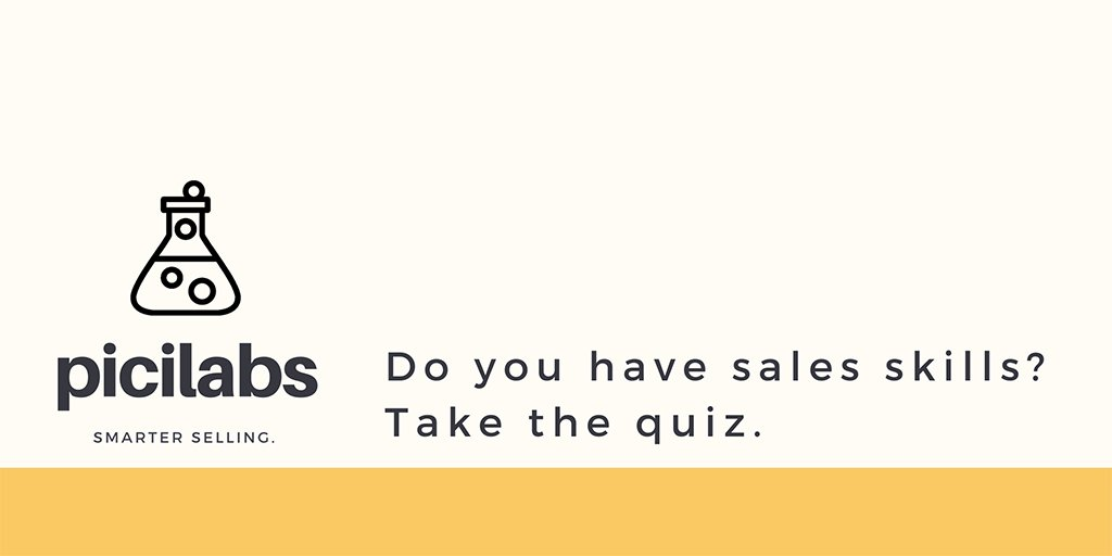 Do You Have Sales Skills? Take the Sales Potential Quiz!