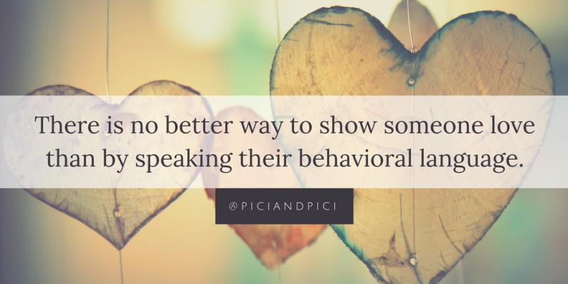 romance behavioral style