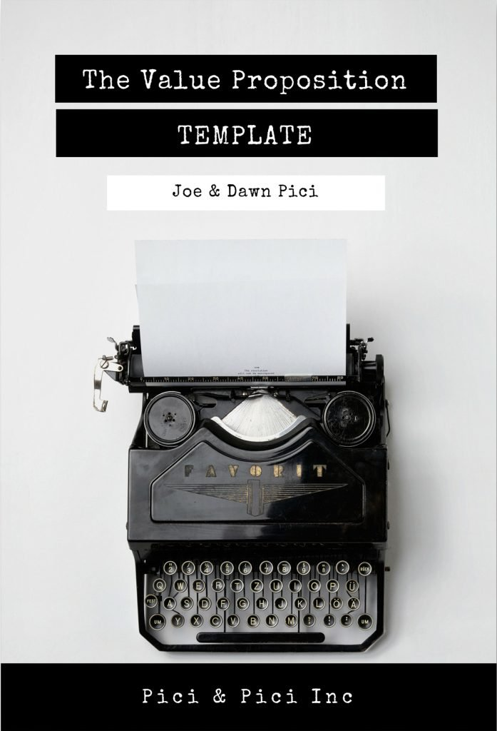 powerful value propositions template