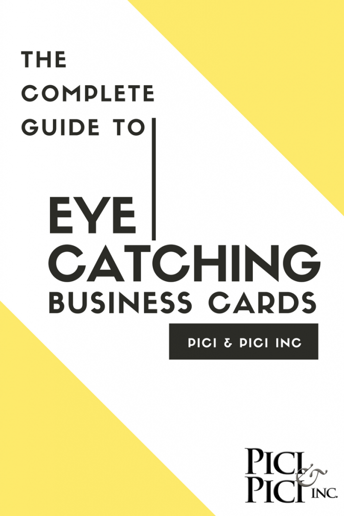 eye catching business cards guide ebook
