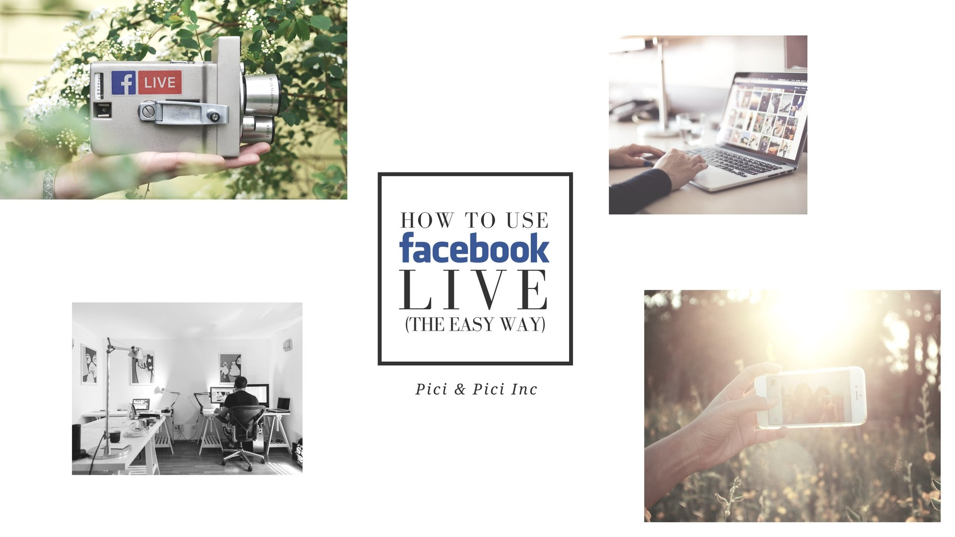 How to Use Facebook Live (The Easy Way!)