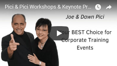 Pici & Pici Workshops & Keynote Presentations