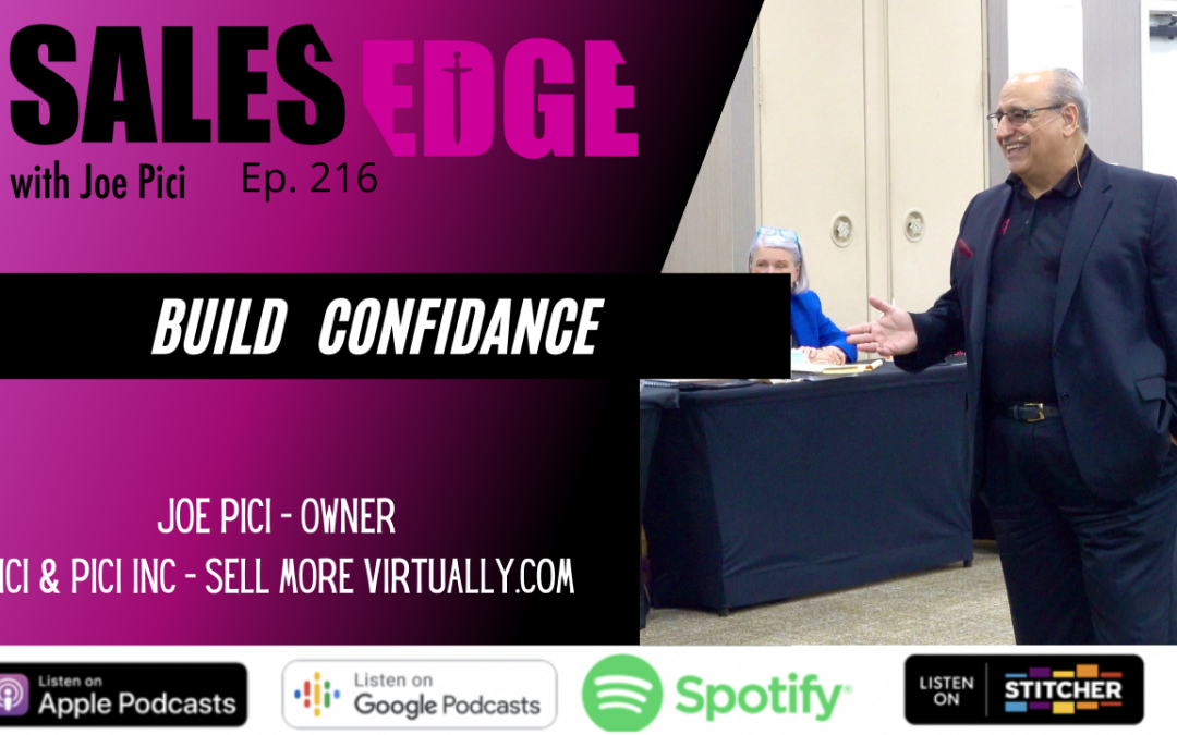 Ep. 216 Win with Confidence