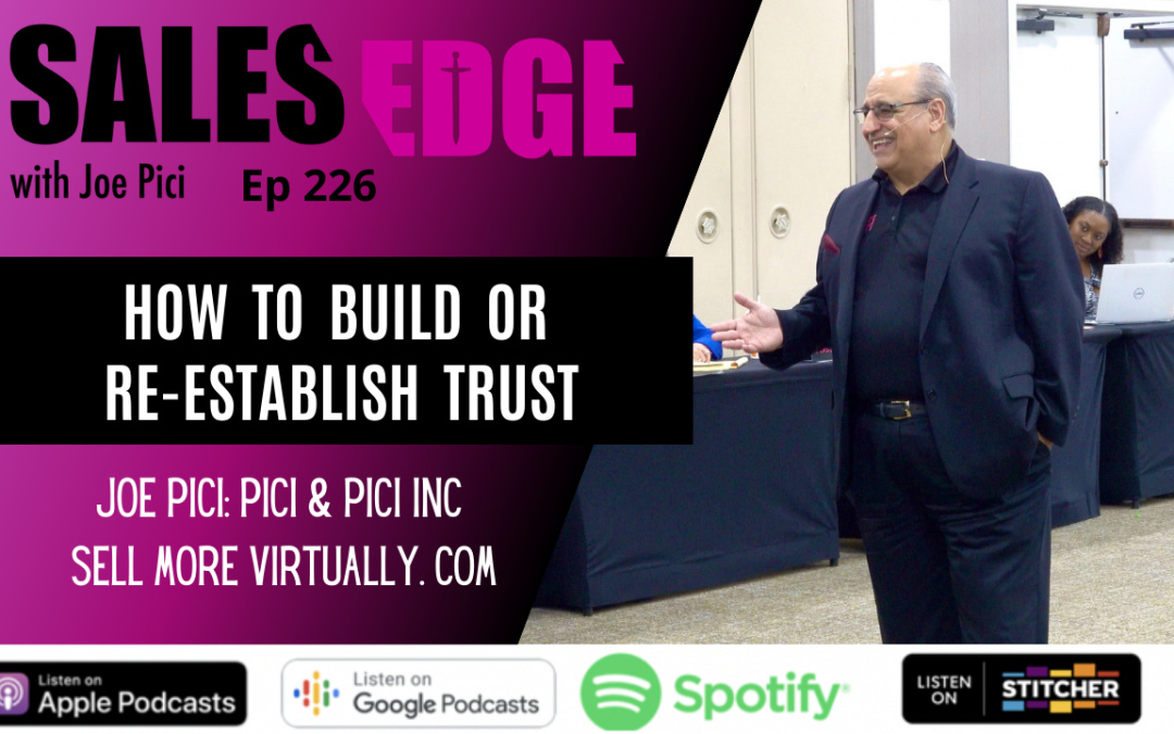 Ep. 226 How to Build Trust
