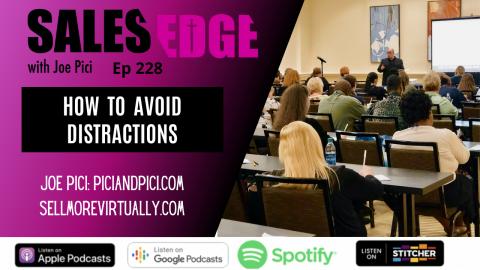 The Sales Edge Podcast 228