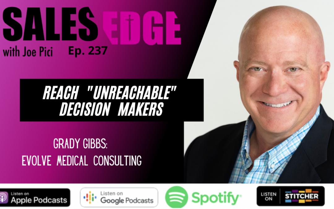 Ep. 237 INTERVIEW – Grady Gibbs