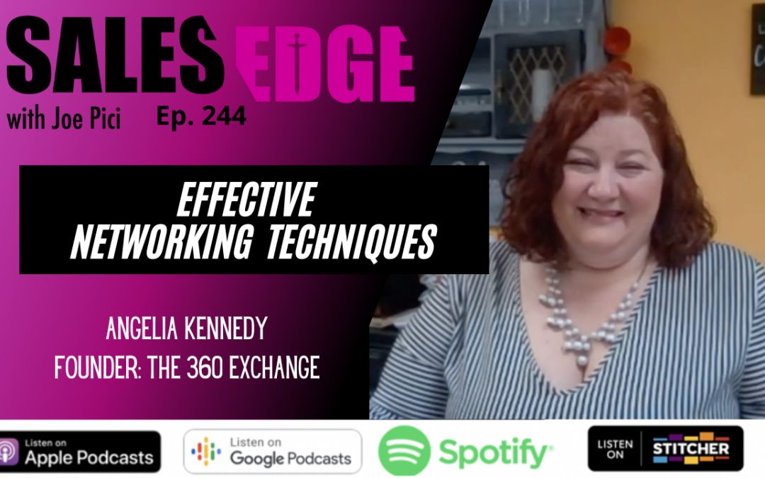 Ep. 244 INTERVIEW – Angelia Kennedy